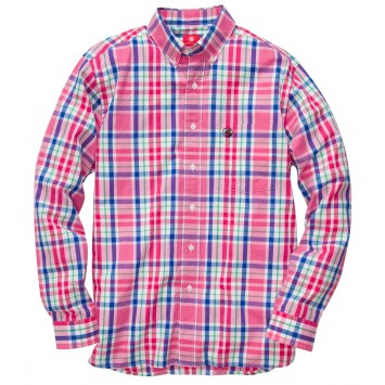 Southern Shirt: Rich Red